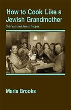 How to Cook Like a Jewish Grandmother-ExLibrary