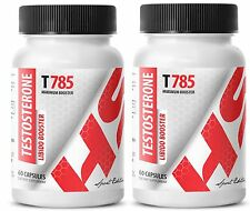 BOOST TESTOSTERONE T785 60 Caps. MAKE PENIS LAST LONGER IN BED (2)