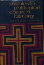 Studies in Philippine Church History-ExLibrary