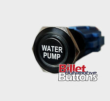Water Pump electric switch button black billet chev bbc sbc 308 351 ford holden