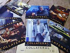 tom cruise COLATERAL ! Michael Mann jeu 8 photos cinema lobby cards