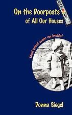 On the Doorposts of All Our Houses: And What Went on Inside-ExLibrary