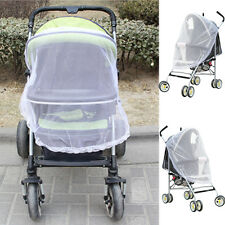 Infants Baby Stroller Pushchair Anti-Insect Mosquito Net Safe Mesh Buggy Cover g