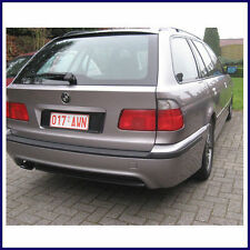 BMW E39 TOURING WAGON MTECH M TECH PERFORMANCE REAR BUMPER 525iT 540iT 528iT