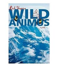 Very Good, Wild Animus (Cover image may vary), Shapero, Rich, Book