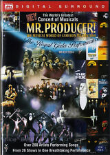 HEY MR. PRODUCER! (1998) 2-DVD Disc SET, NEW!! Cameron Mackintosh, Julie Andrews