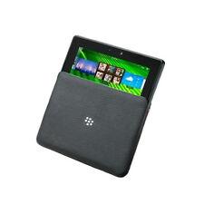 NUOVO Originale Blackberry Playbook In Pelle Custodia Cover Nera acc-39311-201