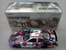 MILESTONES 1:24 SCALE CAR RUSTY WALLACE 2 9X BRISTOL WINNER 2005 NASCAR B27