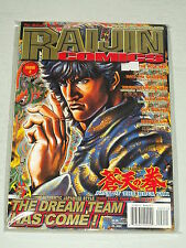 RAIJIN COMICS #2 JAPANESE MANGA MAGAZINE DECEMBER 25 2002