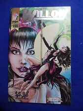~~ WILLOW #1 DELUXE PLATINUM EDITION ~ ANGEL ENTERTAINMENT ~ 1996 ~~