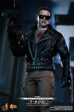 Hot Toys T-800 terminador (battle Damaged) - el terminador MMS238 ** ** Reino Unido