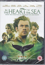 Dvd «IN THE HEART OF THE SEA ♦ LE ORIGINI DI MOBY DICK» import con italiano 2016