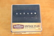 VINTAGE PLUS LEFTY BRIDGE PU TRT1 f. TELE® ALNICO V TONERIDER 6.3k LEFTHAND 60s