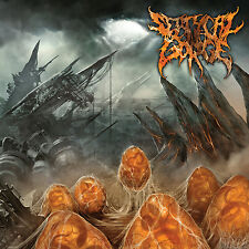 "SEPTYCAL GORGE ""Scourge of the Formless Breed"" death metal CD"