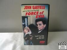 Force of Evil (VHS) Large Case John Garfield