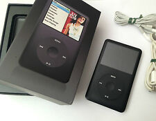 Apple iPod Classic 6th Generation Black (80 GB) - Boxed - Refurbished