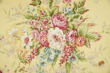 Quilt Gate Cottage Shabby Chic Mary Rose Jessica 2130Y-11C Yellow BTY