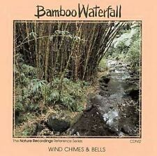 Bamboo Waterfall - Nature Recordings Wind Chimes .  1 GOOD Used Out of Print CD