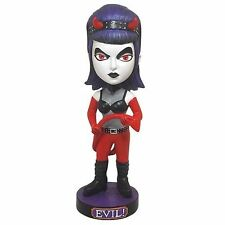 "Goth Devil Bobble Head 7"" NIB"