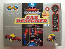 Zoob Mobile Car Designer Kit 12052 88pcs Complete & MORE