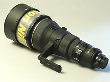 (PRL) NIKON NIKKOR NITAL AF-S 400 mm f/ 2.8 D IF ED TRUNK CASE CT-402 HOODS EX+