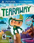 TEARAWAY PS VITA PLAYSTATION BRAND NEW VIDEO GAME FACTORY SEALED
