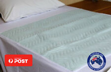 Sealed Single bed Waterproof Washable Incontinence Mattress Protector 90x100cm