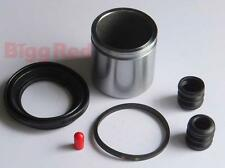 Audi A4 (1997-2008) FRONT Brake Caliper Seal & Piston Repair Kit (1) BRKP87S