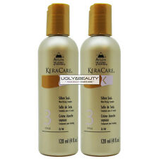 "KeraCare Silken Seal Blow-Drying Complex 4 oz ""Pack of 2"" with Free Nail File"