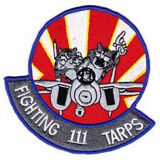 US Navy VF-111 US NAVAL Aviation Tactical Fighter Adversary Squadron 111 Patch