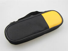Double Zipper Carry Soft Case/Bag Use For Clamp Meter Fluke T5-1000 T5-600