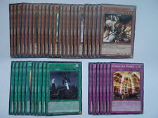 Armed Samurai - Ben Kei Deck * Ready To Play * Yu-gi-oh