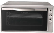 Euromaid BT44 60CM S/Steel Benchtop Oven and Grill With 7 Function