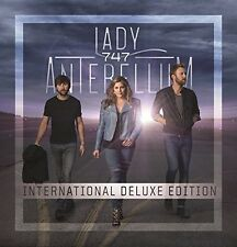 LADY ANTEBELLUM - 747 (DELUXE TOUR EDITION)  CD NEU