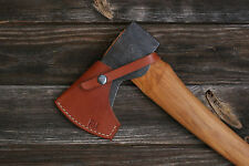 Handmade leather axe sheath for Husqvarna Traditional (Multi-purpose) Axe HY 20