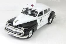 DeA 1:43 Chrysler De Soto police Canada serie Police cars of the world