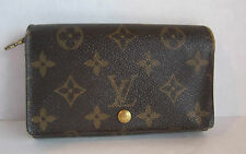 LOUIS VUITTON WALLET MONOGRAM VINTAGE CA1929