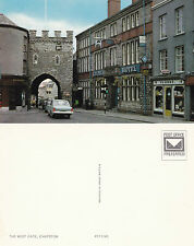 1970's THE WEST GATE CHEPSTOW MONMOUTHSHIRE UNUSED COLOUR POSTCARD