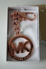 MICHAEL KORS KEY CHARMS KEYCHAIN rose gold