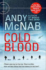Cold Blood by Andy McNab (Hardback Book, 2016)