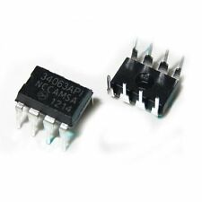 10PCS MC34063 MC34063A 34063A DC-DC Buck Switch Regulator IC DIP-8