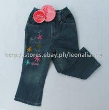 60% OFF! AUTH BARBIE GIRLS' DENIM PANTS SIZE 1 / 1-2 yrs BNWT P 599.75