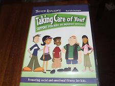 Taking Care of You support for kids of injured heroes DVD Trevor Ramain New USO