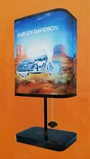 NEW Harley Davidson 3D Magic Image Lamp Motorcycle Light 16 Inches Tall