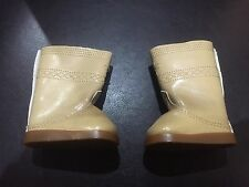 American Girl Doll Julie Ivy Retired Meet Outfit Western Style Boots ONLY