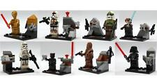 Hot 8 Sets Minifigures STAR WARS Series Building Toys Stormtrooper Blocks Toy DR