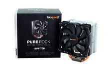 BE Quiet! bk009 Pure Rock Silenzioso CPU Cooler Dissipatore & Fan 150w TDP-INTEL/AMD