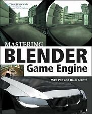 Game Development with Blender by Dalai Felinto and Mike Pan (2013, Paperback)