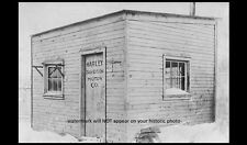 First Harley Davidson Motorcycle Shop PHOTO Built 1st Harley Here! 1903 Factory