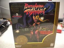 PC GAME BATTLE ARENA TOSHINDEN 2  FAST FREE SHIPPING